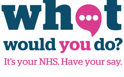 Last chance to have your say on how the NHS should spend extra funding on health services in Dorset