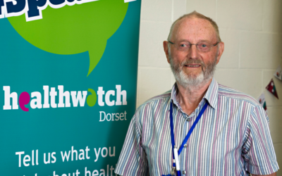 Steering group members wanted to help shape Dorset health and care
